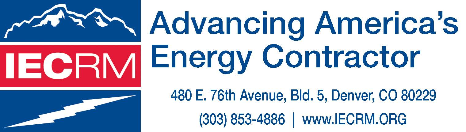 IECRM - Advancing Americas's Energy Contractor